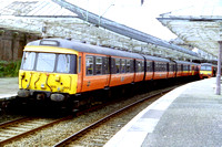 303001 at Helensburgh Central
