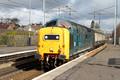 55022 at Coatbridge Central