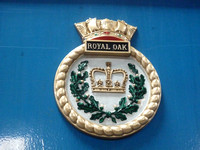 50017's Royal Oak plate