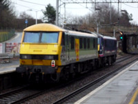 90019+90036 at Uddingston
