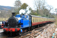 Lakeside and Haverthwaite Railway 30.3.13