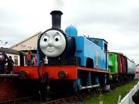Thomas at Boness