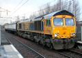 66722 at Coatbridge Central