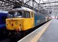 47847+47812 at Glasgow Central