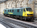 90046 at Edinburgh Waverley