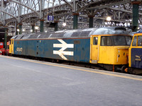 47847 at Glasgow Central