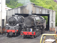 SRPS Railtour to North Yorkshire Moors Railway 28.5.16