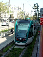 Barcelona Trams April 2011