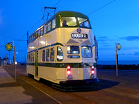 Blackpool Trams April/May 2016