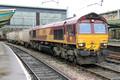 66005 at Carlisle