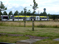 261 at Ingliston Park and Ride