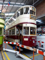 762 at Wirral Transport Museum