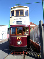 Hong Kong (Birkenhead) 70 at Wirral Transport Museum