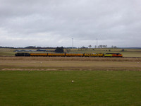 37116 tnt 37057 at Carstairs