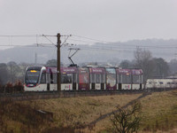 271 at Ingliston Park and Ride
