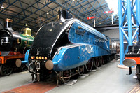 National Railway Museum York September 2014