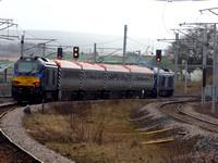 68027 at Carstairs