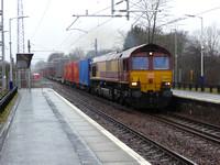 66002 at Greenfaulds