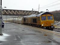 66738 at Carstairs