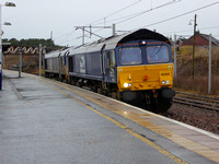 66302+66433 at Carstairs