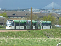276 at Ingliston Park and Ride