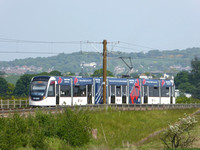 256 at Ingliston Park and Ride