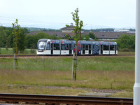 265 at Ingliston Park and Ride