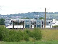 268 at Ingliston Park and Ride