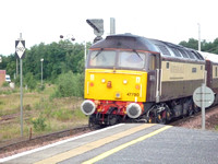 47805 tnt 47790 at Carstairs