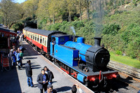 Lakeside and Haverthwaite Railway Easter 2014