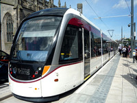 Edinburgh Trams June 2014
