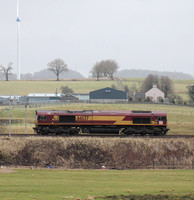66137 at Carstairs