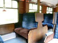 Mark 1 interior at Haverthwaite