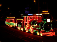 Illuminated trams 732-737(633)