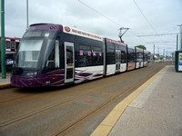 Blackpool Trams May / June 2014