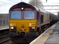 66103 at Coatbridge Central