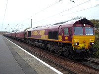 66197 at Ardrossan South Beach