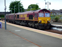 66161 at Stirling