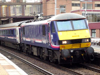 90019 at Motherwell