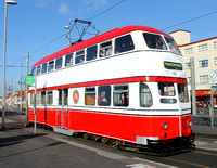 Blackpool Trams September 2014