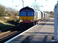 66419 at Ardrossan South Beach