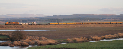 66712 at Carstairs