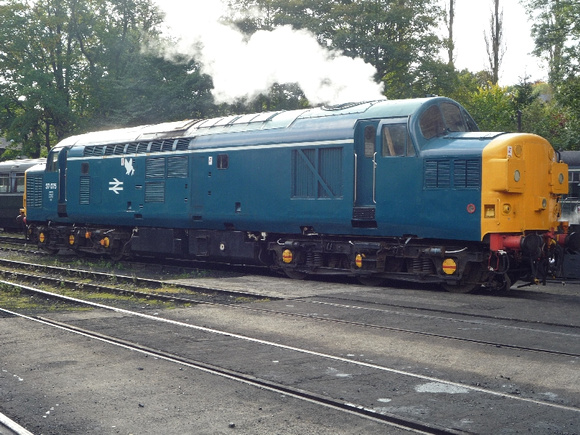 37075 at Haworth