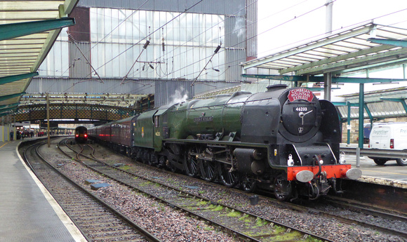 46233 at Carlisle