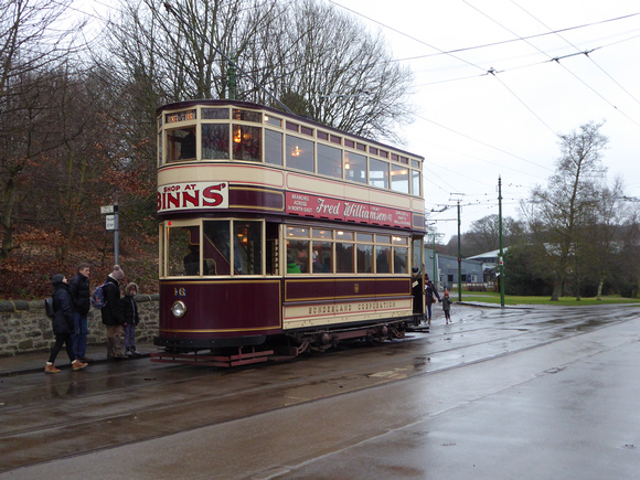 Sunderland 16 at Beamish