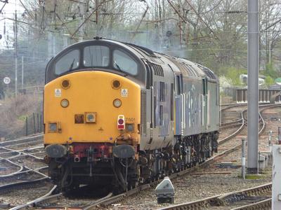 56303, 47813 and 37601 at Carlisle