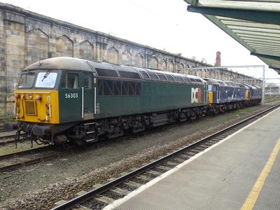 56303+47813+37601 at Carlisle
