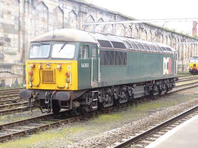 56303 at Carlisle