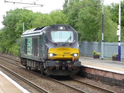 68002 at Holytown