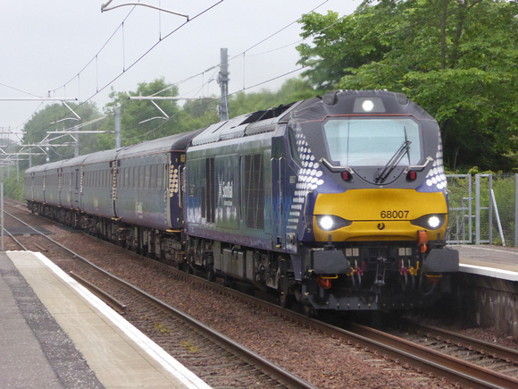 68007 at Greenfaulds